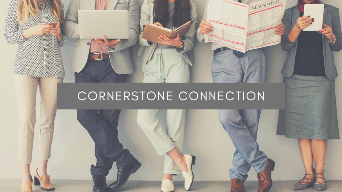 Cornerstone Connection Graphic