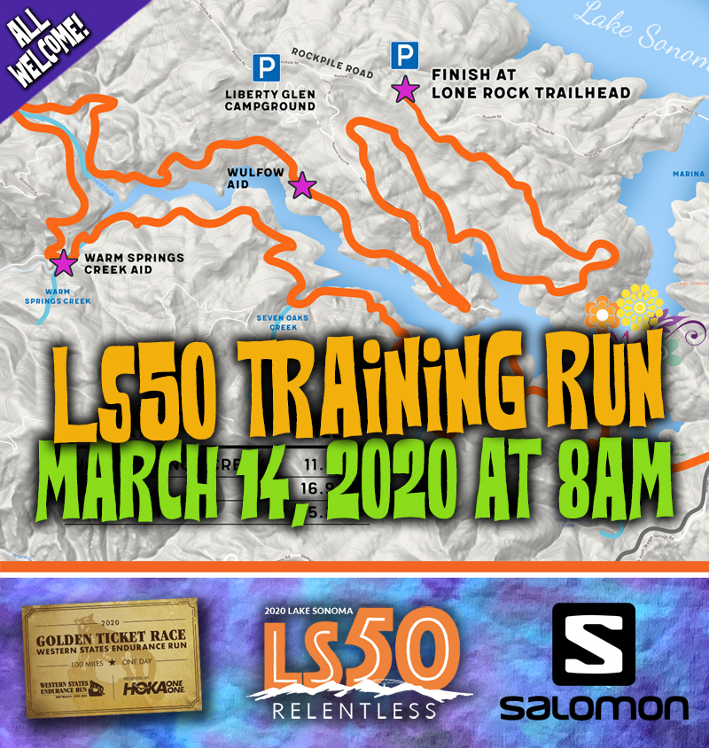 LS50 training run post