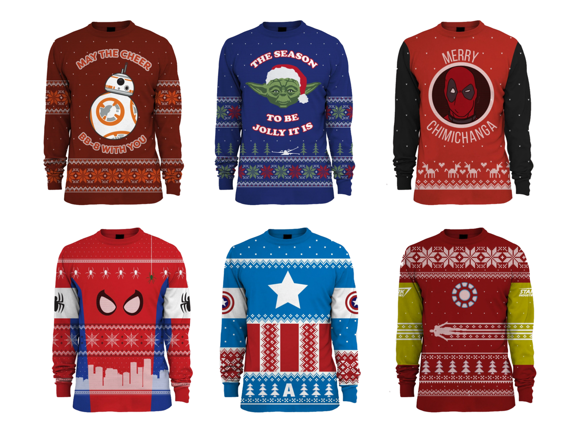 Numskull jumpers 1