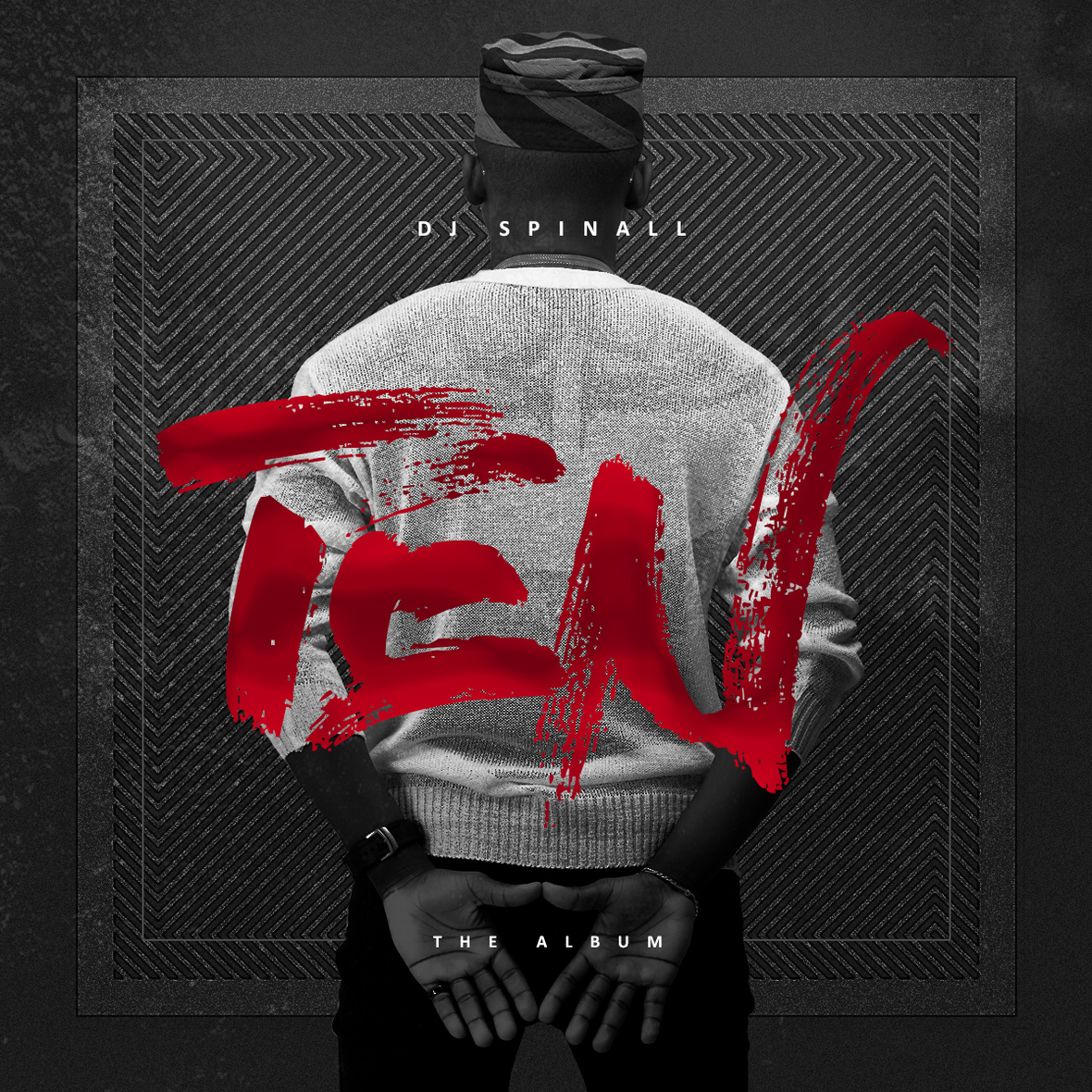 DJ SPINALL - TEN Album Cover