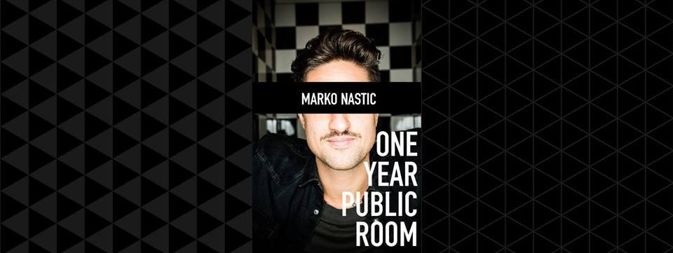 Public Room - first birthday