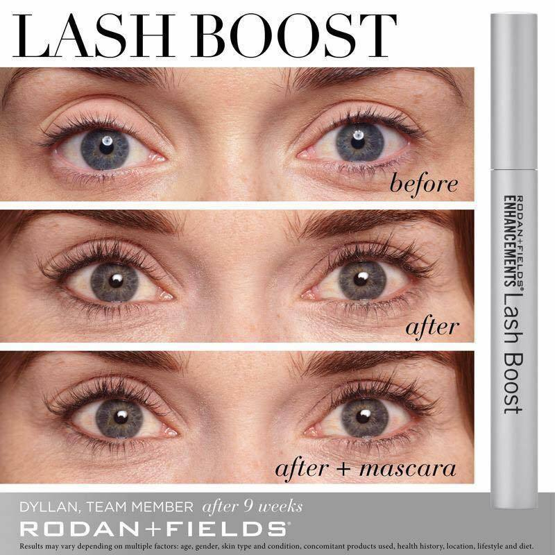 a3c44602a92 Lash Boost is a nightly conditioning treatment that helps your lashes look  longer, fuller and darker with just one swipe a night! Long term, continued  use ...