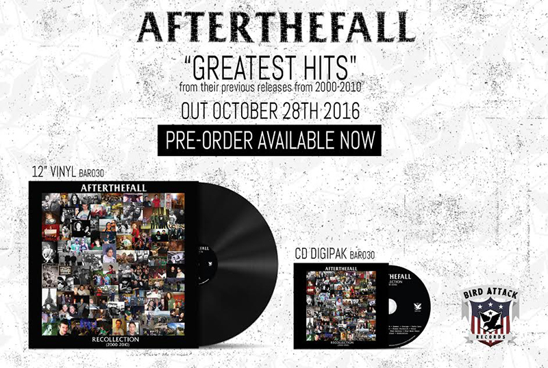After The Fall - Recollection preorder