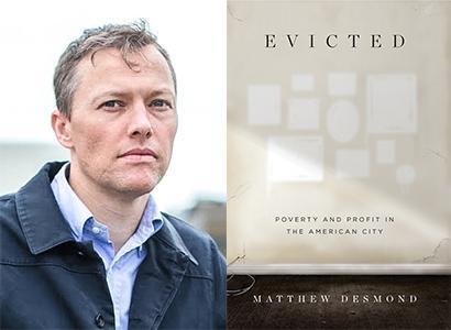 Matthew Desmond Photo and Book 01292016