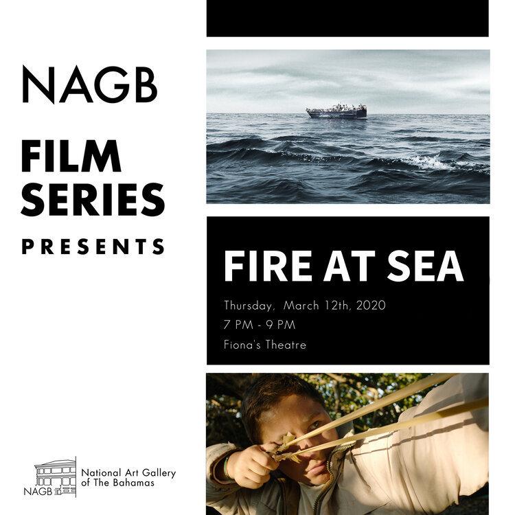 NAGB-Fire at sea 1
