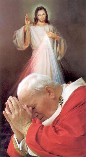 JuanPabloII y misericordia