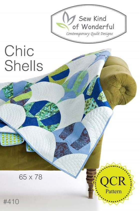 sew kind of wonderful chic shells sewing pattern