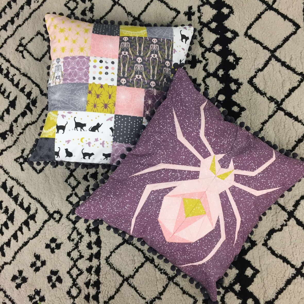 Nocturne Pillows