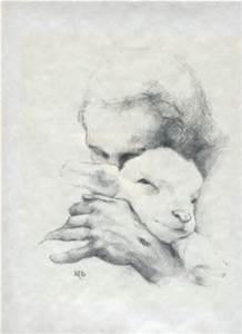 sheep JEsus