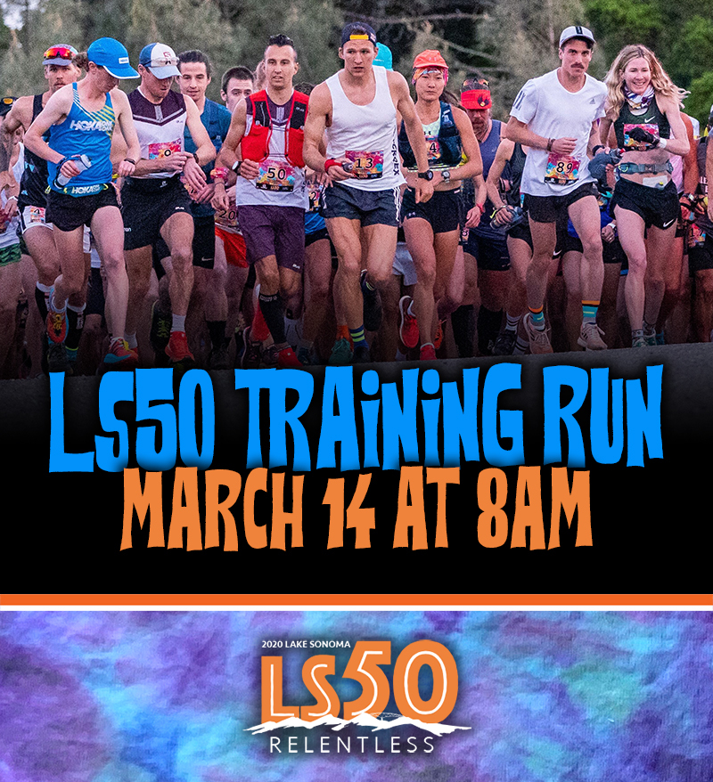 LS50 training run 3