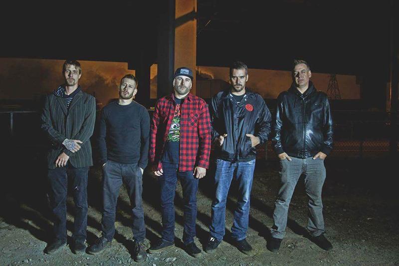 Our Darkest Days band