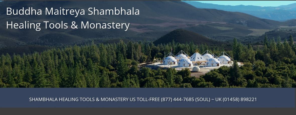 Banner-Shambhala-Monastery