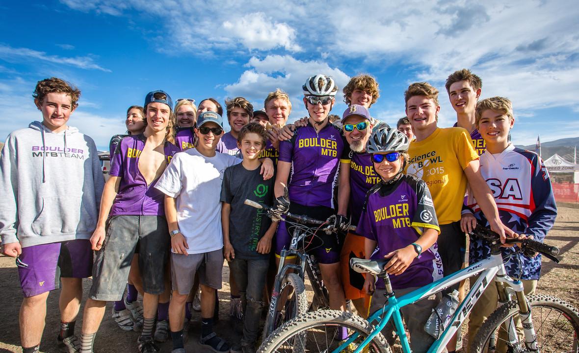 Boulder Seniors Ross