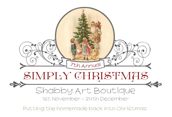 Simply Christmas banner 600x400