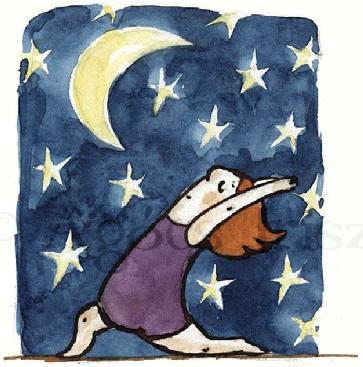 Yoga-Moon