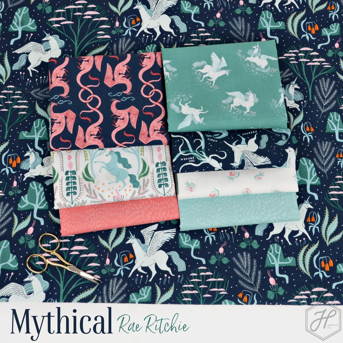 Mythical-Fabric-Rae-Ritchie-for-Dear-Stella-at-Hawthorne-Supply-Co