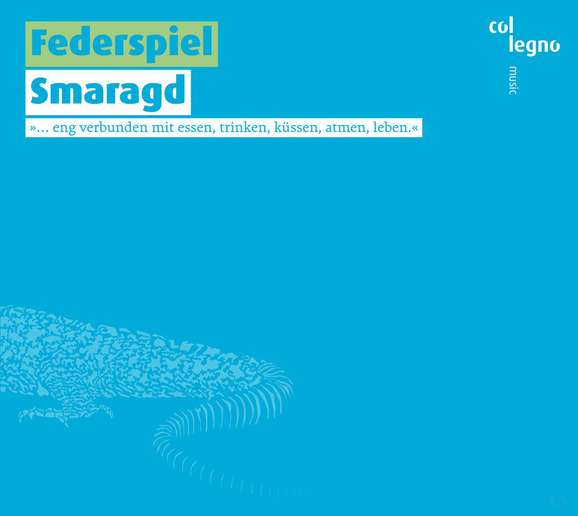 Federspiel Smaragd cover gross