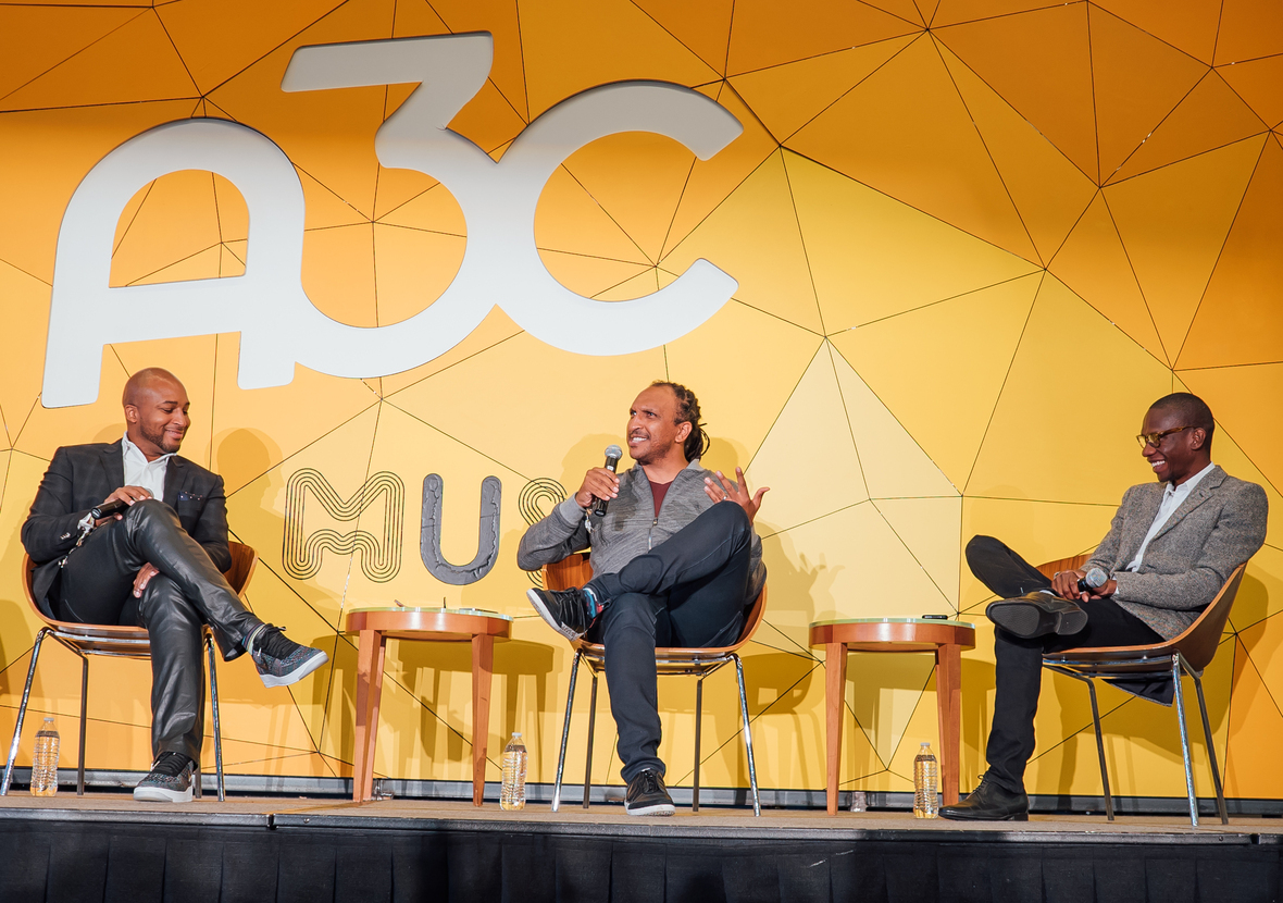 2016 a3c music festival recap tribes magazine a3c partnered smash d labs and comcast to present a conversation about the intersection between tech culture industry vets james andres