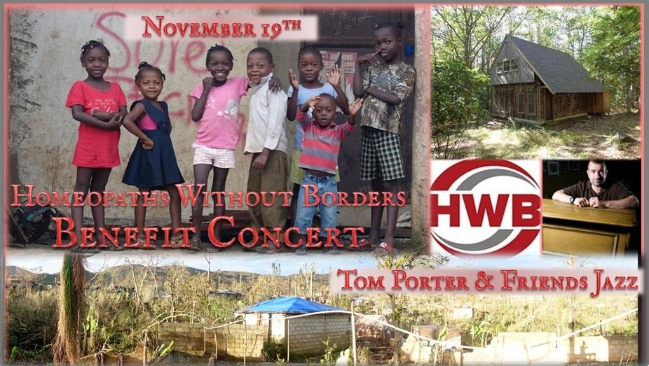 HWB Benefit Concert Banner HWB