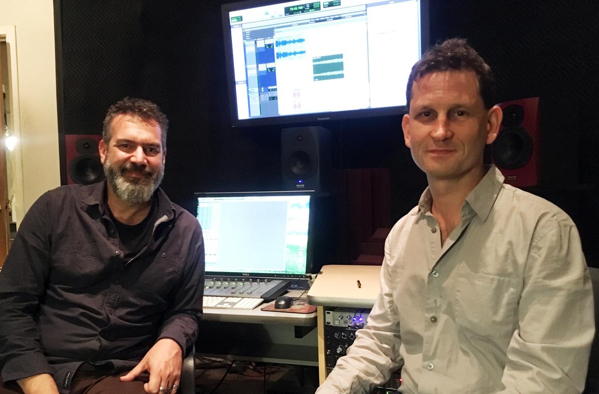 Paul and Dan MasteringCrop