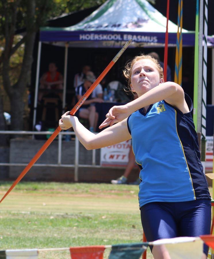 JJJ Athletics - Lourentia van Dyk