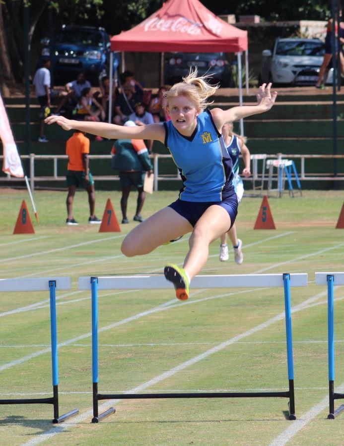 JJJ Athletics - Steph-Mari de Lange