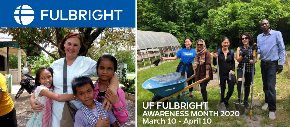 Fulbright Awarness Month 2020 Facebook