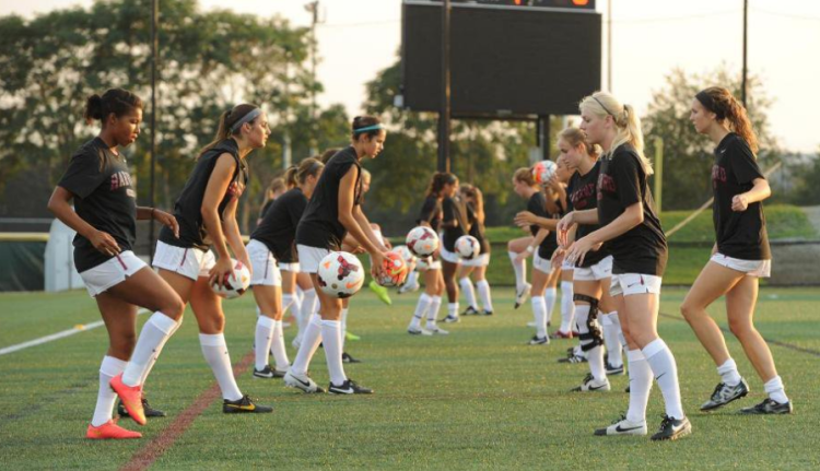 Harvard Women s Soccer