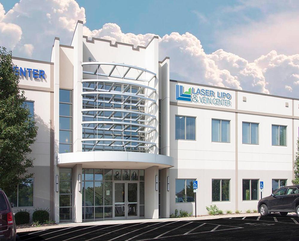 laser-lipo-vein-center-building-outside