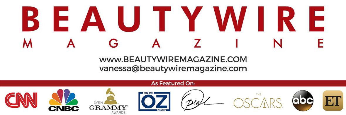 beauty wire magazine twitter