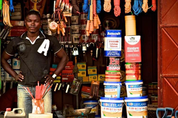 PovertyINC Ghana entrepreneur