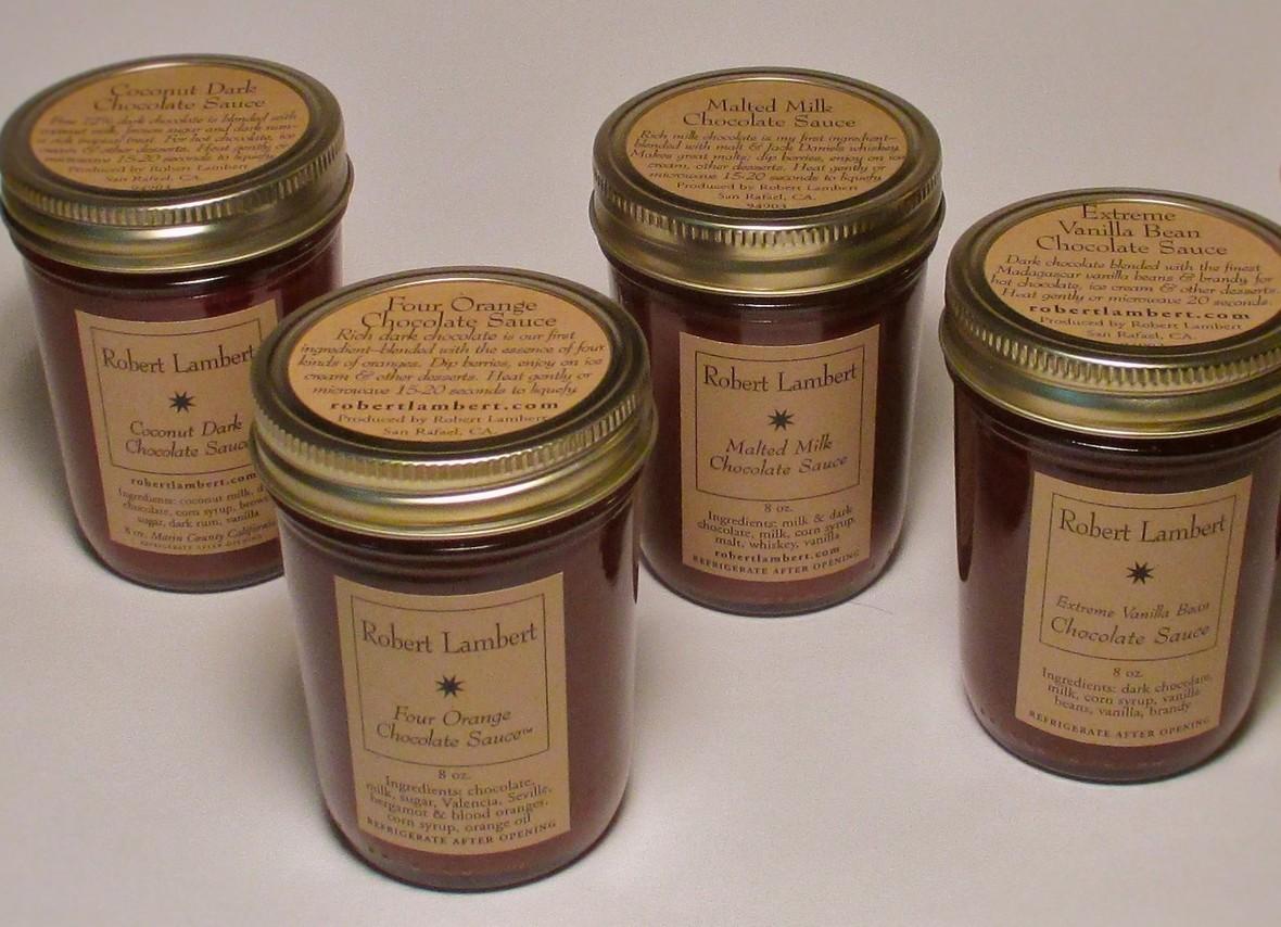 RL Chocolate Sauce Gallery Shot