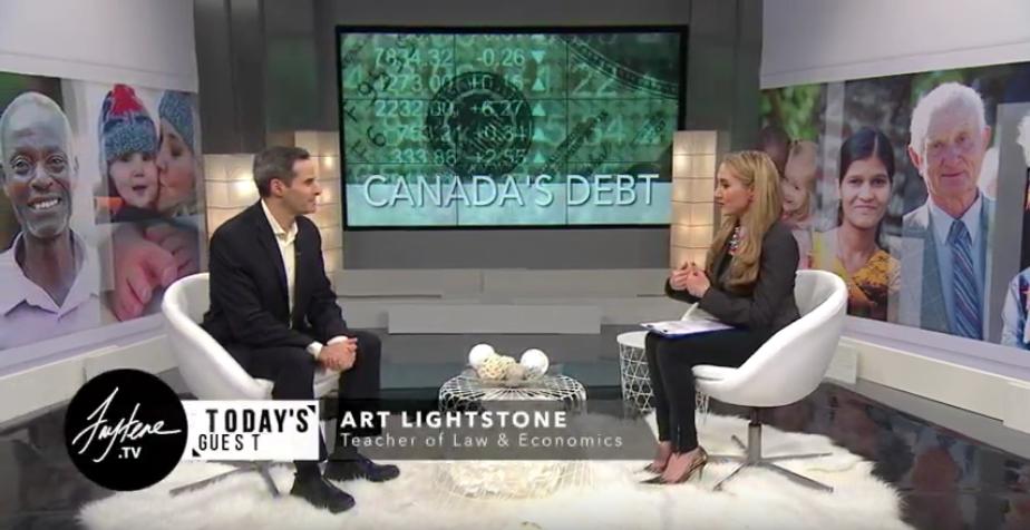 Art Lightstone - Canada s Federal Debt