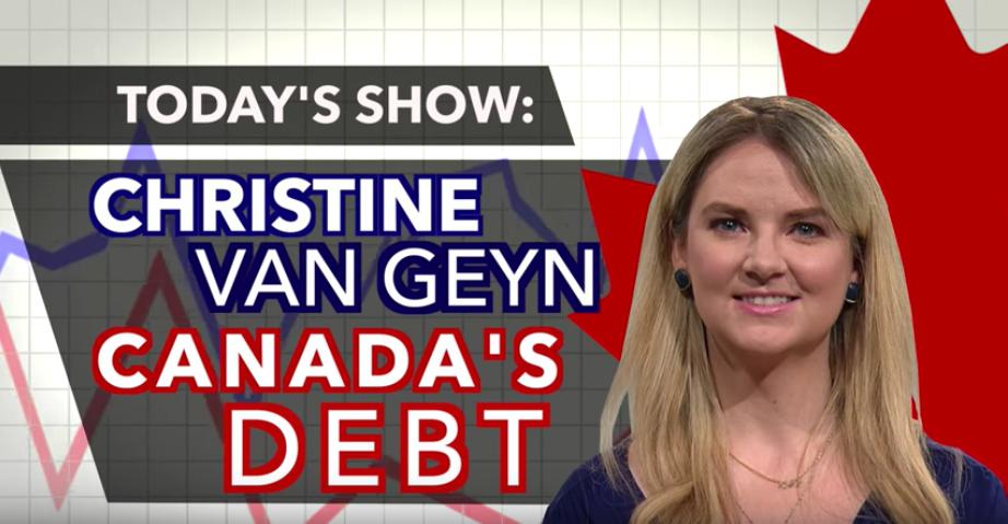 Christine Van Geyn with Canada s Debt