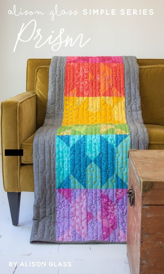 alison glass prism sewing pattern