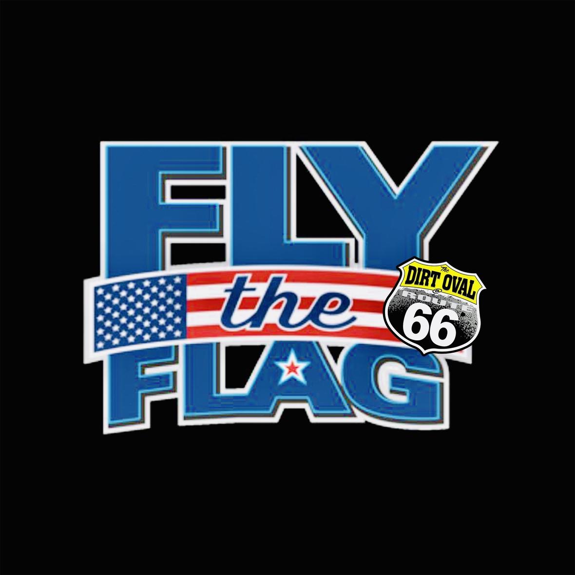66 fly the flag