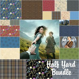 4335 outlander half yard bundle