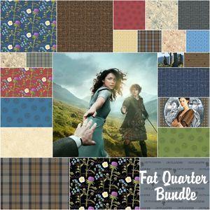 4333 outlander fat quarter bundle