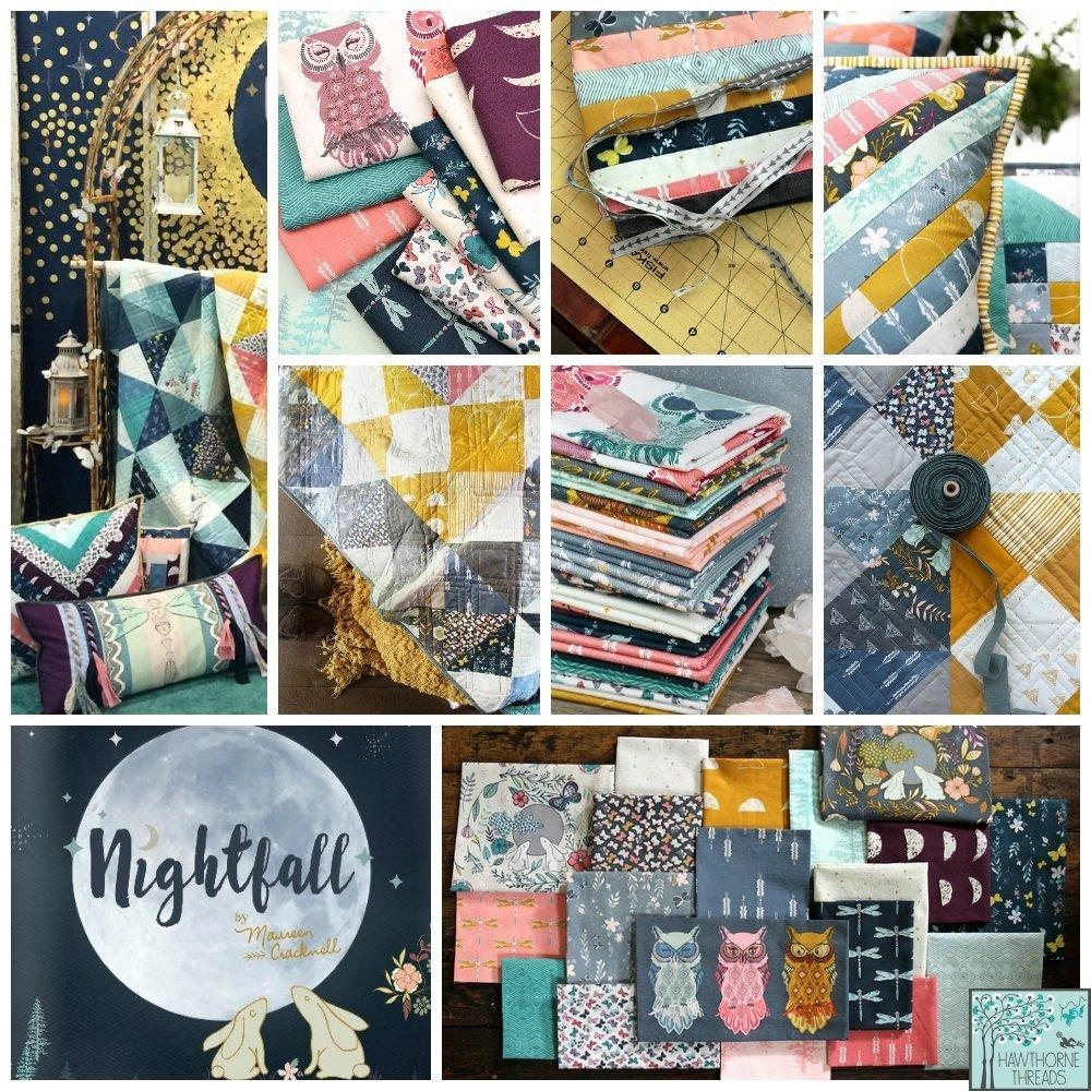 Nightfall Fabric
