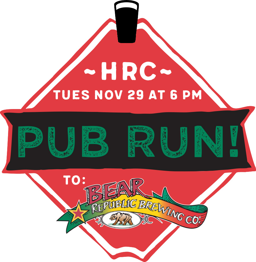 bear republic pub run