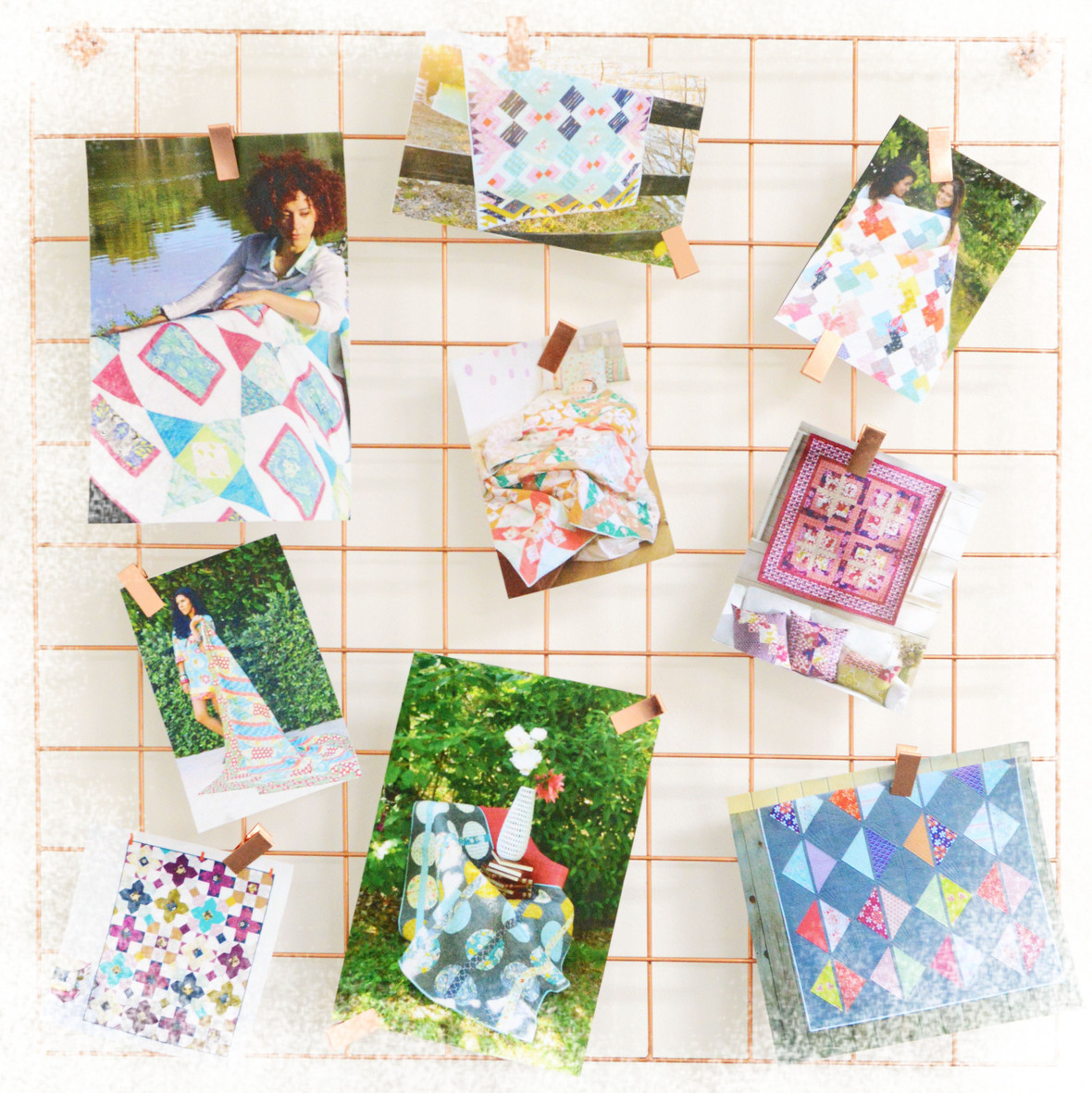 Quilt Kits on Sale 2 with frosty border