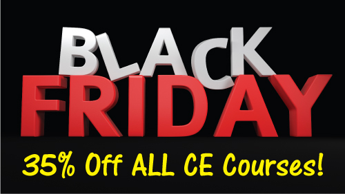 Black Friday CE Sale