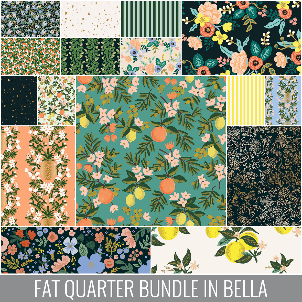 RIFLE PAPER CO PRIMAVERA FQ BUNDLE BELLA