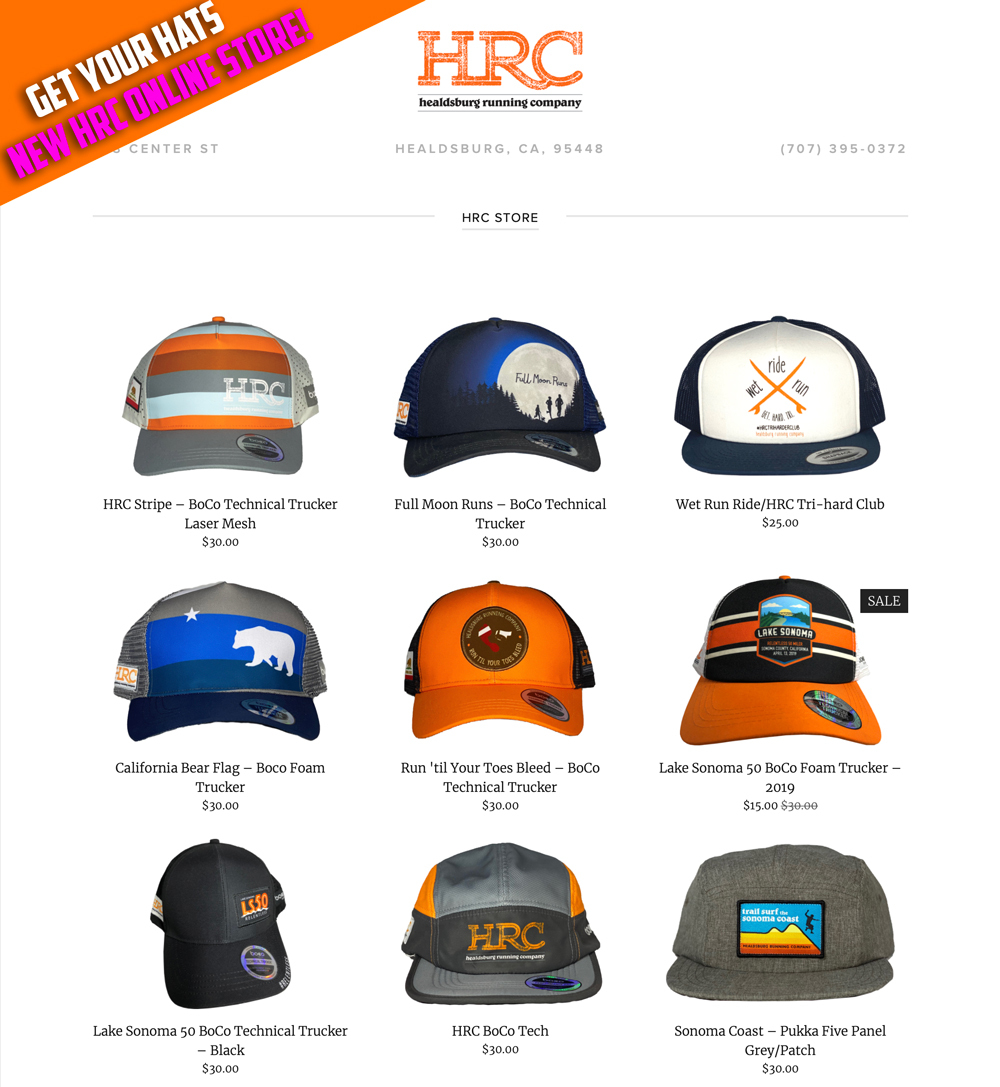 new hrc store