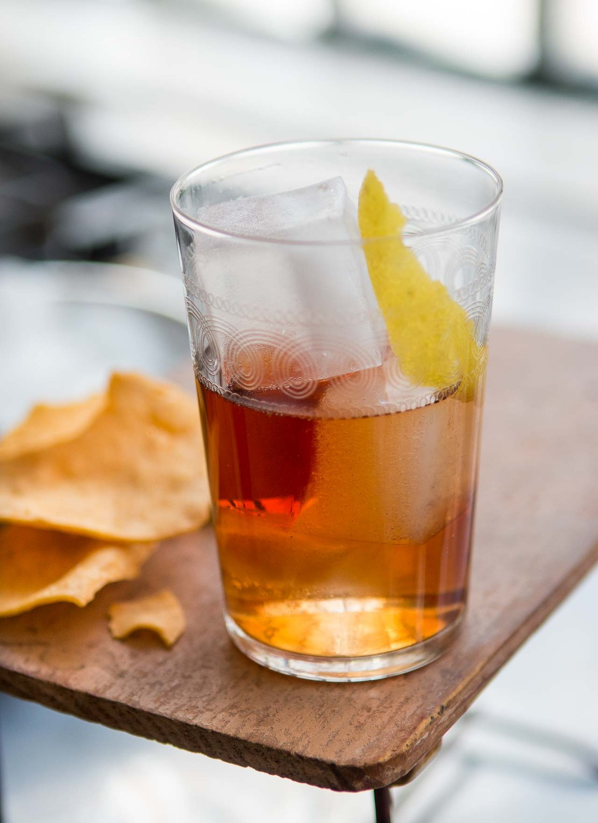 vieux carre recipe drinking french rye whiskey cognac vermouth dolin-4