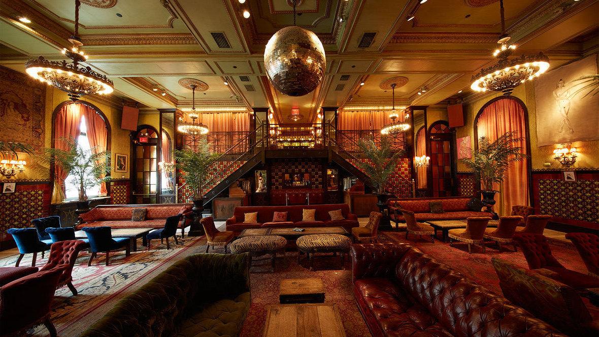 The Jane Ballroom 396