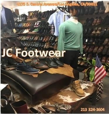 JC Footwear