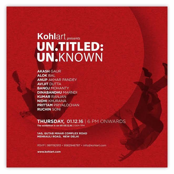 KohlArt Invite