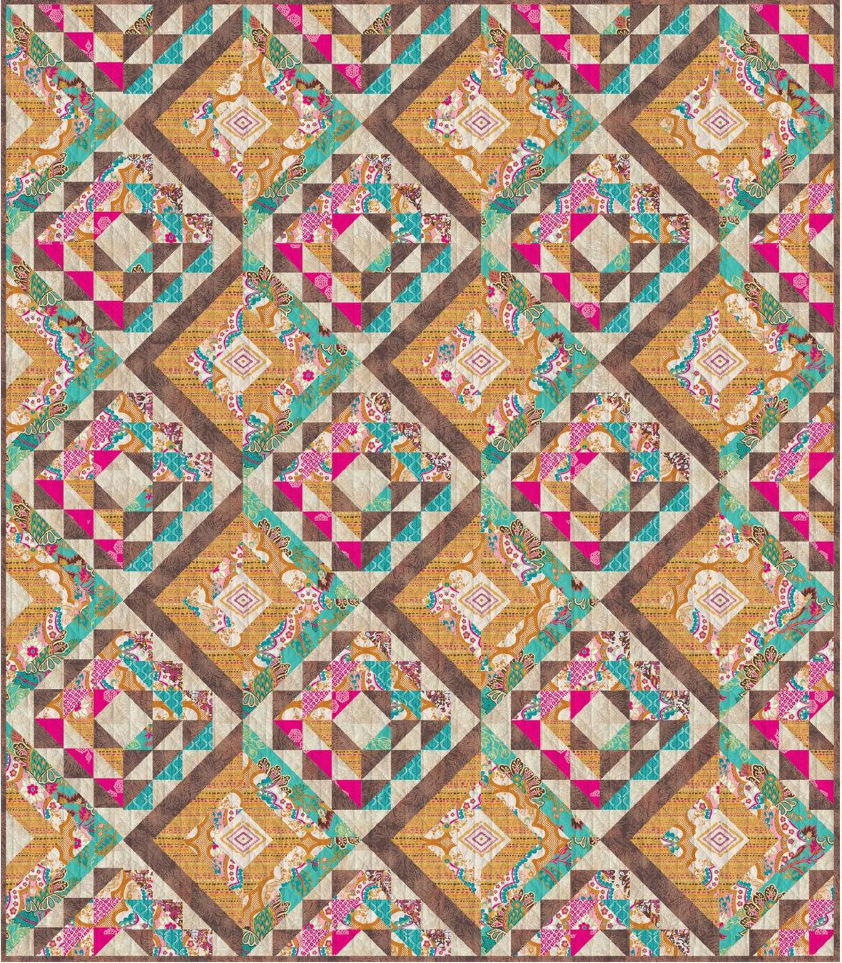 Art-Gallery-Marrakesh-Quilt-Pattern