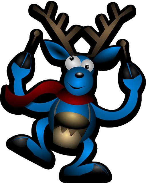 reindeer-160878 640